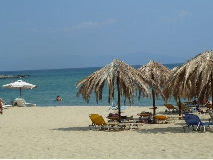 Еднодневна екскурзия за плаж до Керамоти, един от най-хубавите плажове на Балканите, с възможност за посещение на о. Тасос: Транспорт + Екскурзовод за 34 лв. на ЧОВЕК!!!