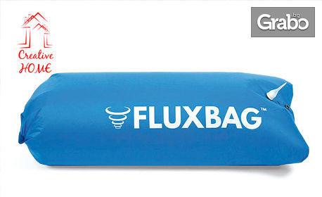 Иновативна въздушна помпа Fluxbag