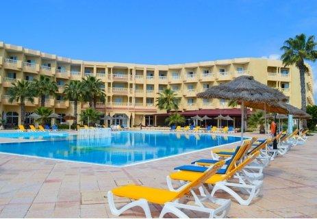 ТУНИС! Самолетен билет + 7 нощувки на база All Inclusive в хотел HOUDA YASMINE HAMMAMET 4* САМО за 817 лв.