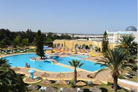 ХИТ ЦЕНА! Тунис: Самолетен билет за полет на Bulgaria Air + 7 нощувки в Liberty Resort 4* на база All Inclusive за 859 лв на Човек