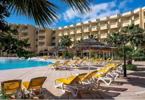 ТУНИС! Самолетен билет + 7 нощувки на база All Inclusive в хотел HOUDA YASMINE HAMMAMET 4* САМО за 816 лв.