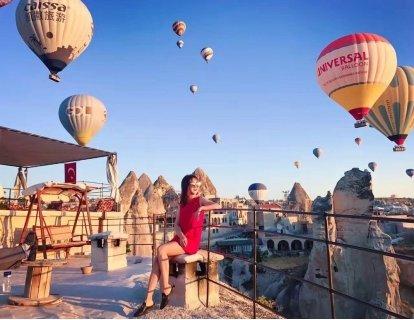Екскурзия до Кападокия! Транспорт + 4 нощувки с 4 закуски в хотели 3* в Истанбул, Анкара и Кападокия  + Богата туристическа програма САМО за 275 лв. на Човек