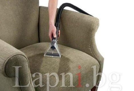Най-ниска цена за ПРОФЕСИОНАЛНО Пране на мека мебел до 6 седящи места на цени от 27.90 лева от КИМИ!