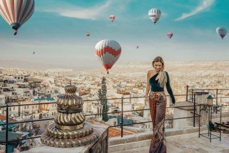 ХИТ ЦЕНА Турция, АНТАЛИЯ и КАПАДОКИЯ със САМОЛЕТ! Самолетен билет + 7 нощувки със закуски в хотели 4* + Богата туристическа програма за 459 лв.