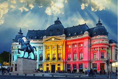 НОВО! УИКЕНД в Румъния,  БУКУРЕЩ! Транспорт + 1 нощувка със закуска в хотел 3* в центъра + Посещение на известния СПА-комплекс ТЕРМИТЕ за 135 лв.
