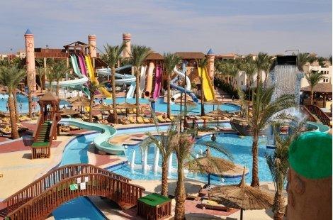 НОВО! Екзотичен ЕГИПЕТ- Шарм ел-Шейх! хотел Sea Beach Auqa Park Resort 4*: Чартърен Полет с трансфери + 7 нощувки на база ALL INCLUSIVE само за 948 лв. на ЧОВЕК