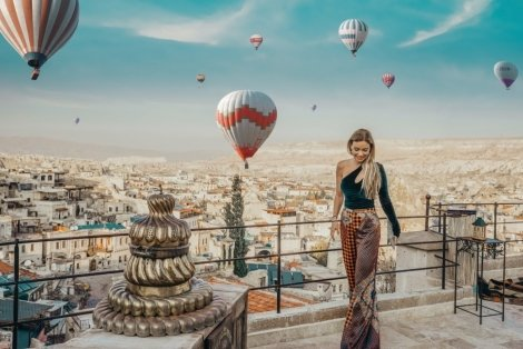 ХИТ ЦЕНА Турция, АНТАЛИЯ и КАПАДОКИЯ със САМОЛЕТ! Самолетен билет + 7 нощувки със закуски в хотели 4* + Богата туристическа програма за 299 лв.