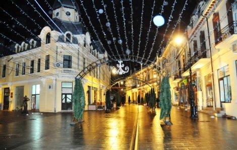 НОВА ГОДИНА в РУМЪНИЯ, Крайова: Транспорт + 2 нощувки със закуски в хотел 4* + Новогодишна празнична вечеря + Екскурзовод само за 349 лв. на ЧОВЕК!