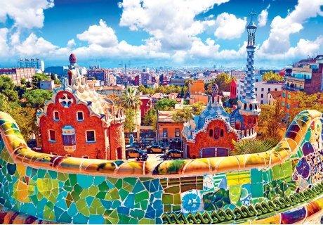 ХИТ! БАРСЕЛОНА: Самолетен билет + 4 нощувки  в Хотели 3* + Пешеходна разходка из Барселона с екскурзовод на български на цени от 590 лв. на ЧОВЕК
