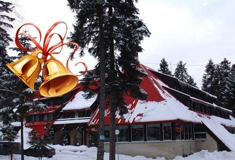 КОЛЕДА в БОРОВЕЦ, хотел Бреза 3*: 2 Нощувки със закуски + Вечеря + ПРАЗНИЧНА Коледна Вечеря на цена от 236 лв. на Човек + Сауна и Парна баня!