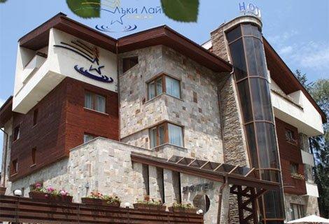 LUCKY RELAX в Лъки Лайт Бутик Хотел & СПА 4*, Велинград! Нощувка + Закуска + Вечеря + СПА на цени от 52.50 лв.