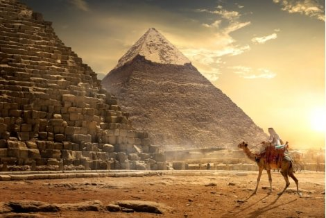 Перлите на Египет - Кайро и Хургада: Чартърен Полет с трансфери + 1 нощувка в Кайро + 6 нощувки на база ALL INCLUSIVE в луксозния PHARAOH AZUR RESORT 5* + Екскурзия до Кайро и Пирамидите + Обяд на корабче по НИЛ на цени от 969 лв. на ЧОВЕК