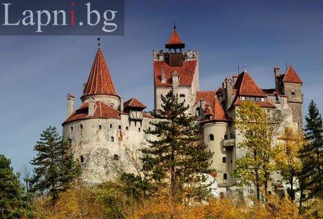 Румъния - Легенди за Дракула! Транспорт + 2 нощувки със закуски в хотели 3 * + Посещение на замъка Бран, двореца Пелеш и Синайския манастир  за 215 лв.
