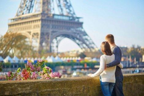 Романтиката на ПАРИЖ: 3 нощувки със закуски в хотел 3* и САМОЛЕТЕН БИЛЕТ с ДИРЕКТЕН ПОЛЕТ + Трансфер + Панорамна обиколка на Париж на цени от 829 лв. на ЧОВЕК
