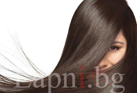 Стилизиране на коса и  кератинова терапия с преса JOI_CO за 28.90 лв, вместо за 60 лв. от BEAUTY SALON TESORI