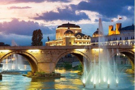 НОВО! Екскурзия в СКОПИЕ - перлата на Балканите! Транспорт с автобус + 2 нощувки със закуски в хотел 3* + Обиколка на Скопие с екскурзовод + Посещение на Осоговския манастир за 125 лв.