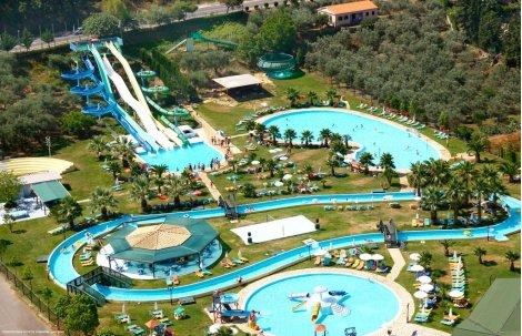 КОРФУ, ЛЯТО 2020, Gelina Village & Aqua Park Resort 5*: Самолетен билет + 7 Нощувки на база All Inclusive + АКВАПАРК + Анимация САМО за 1133 лв.