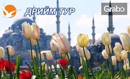 До Истанбул за 1 Май! 2 нощувки със закуски, плюс транспорт и посещение на Одрин
