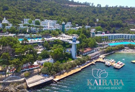 ТОП ЦЕНА! БОДРУМ, Kairaba Blue Dreams Resort and Spa 5*: Транспорт + 7 нощувки ALL INCLUSIVE само за 489 лв. на ЧОВЕК