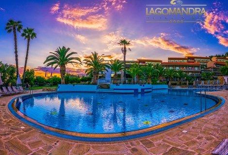РАННИ ЗАПИСВАНИЯ 2020! ГЪРЦИЯ, ХАЛКИДИКИ, Lagomandra Hotel & Spa 4*: нощувка със закуска и ВЕЧЕРЯ за 149 лв. За ДВАМА + Дете до 14 г. БЕЗПЛАТНО!