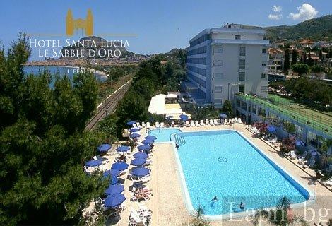 Почивка в СИЦИЛИЯ, хотел Santa Lucia 4*, напълно реновиран: ЧАРТЪРЕН полет + 7 нощувки, закуски и вечери, само за 746 лева на човек!