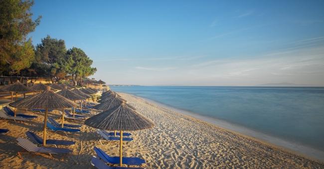 Празничен Великден в Portes Beach 4*, Халкидики - 3 нощувки All Inclusive и празничен Великденски обяд на СУПЕР ЦЕНА!