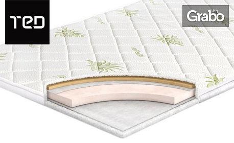 Топ матрак Aloe Memo Flex, размер по избор, с безплатна доставка