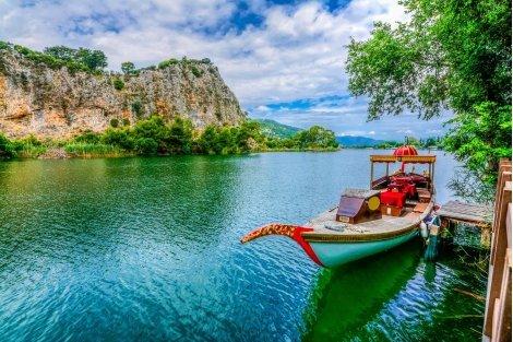 Турция, ЛИКИЯ със САМОЛЕТ! Самолетен билет + 7 нощувки със закуски в хотели 4* и 5* + Богата туристическа програма в Мира, Ликия, Ефес, Памуккале, Анталия и др. за 259 лв.