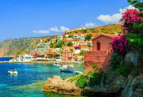 Лефкада - Изумруденият остров, Гърция с автобусен транспорт! 4 нощувки със закуски в хотел 3* за 285 лв.