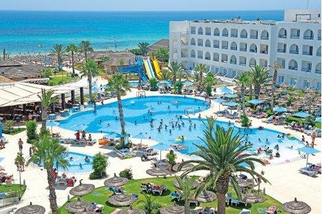 Тунис, капаро само 50 лв! Самолетен билет за полет на Bulgaria Air + 7 нощувки в Vincci Nozha Beach 4* на база All inclusive само за 884 лв.