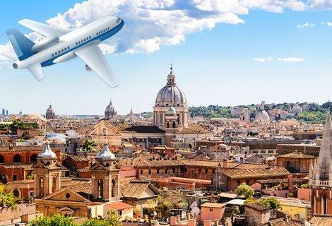 УИКЕНД и ПРАЗНИЦИ В РИМ – ВЕЧНИЯТ ГРАД: Самолетен Билет + 3 нощувки със Закуски в Raeli Hotel 4* + Панорамна обиколка на РИМ с екскурзовод за 760 лв.