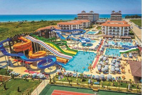 Лято 2020 в АНТАЛИЯ! Чартър + 7 нощувки на база Ultra All Inclusive в хотел Eftalia Aqua Hotel 5* с АКВАПАРК за 855 лв. на Човек