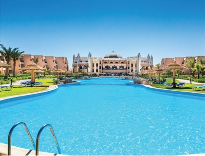 ЛУКС в Египет, Jasmine Palace Resort 5*: Чартърен Полет с трансфери + 7 нощувки на база ALL INCLUSIVE за 930 лв на Човек!