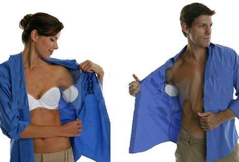 Вашият щит срещу влага, петна и неприятни миризми - Лепенки против изпотяване само за 2.90 лв.