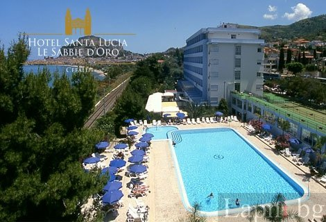 Почивка в СИЦИЛИЯ, хотел Santa Lucia 4*, напълно реновиран: ЧАРТЪРЕН полет + 7 нощувки, закуски и вечери, само за 888 лева на Човек!