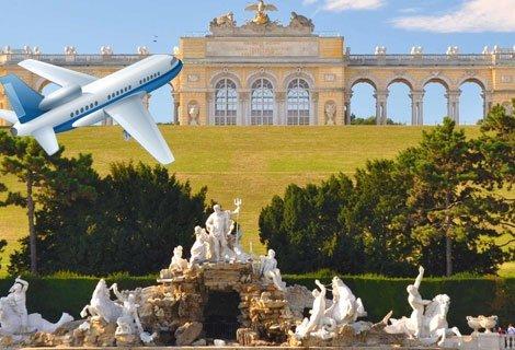 УИКЕНД във ВИЕНА: Самолетен Билет + 3 нощувки със Закуски в хотел 4* + Панорамна обиколка на ВИЕНА с екскурзовод за 750 лв.