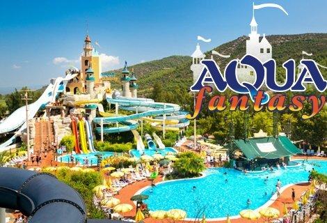 Лято 2020, Кушадасъ, хотел AQUA FANTASY HOTEL & SPA 5*! Транспорт + 7 нощувки на база ALL INCLUSIVE + на цени от 799 лв. на ЧОВЕК + Аквапарк за децата!