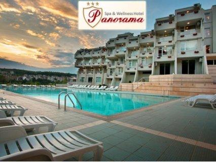 Хотел ПАНОРАМА 3*, САНДАНСКИ! Нощувка със Закуска за 30.30 лв. на Човек + Открит Басейн и Сауна!