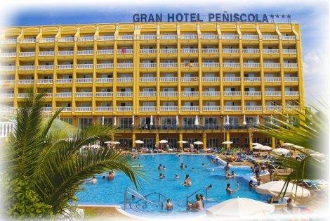 Почивка в ИСПАНИЯ със самолет, Коста Азаар - Портокаловия бряг, 7 нощувки със закуски, Обеди и Вечери с включени напитки в Хотел Gran Peñiscola 4* + Екскурзии само за 1089 лв. на ЧОВЕК