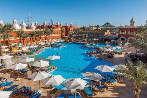 Египет, Хотел ALF LEILA WA LEILA 4*: Чартърен Полет с трансфери + 7 нощувки на база ALL INCLUSIVE на цени от 835 лв. + Безплатна ВИЗА за ЕГИПЕТ