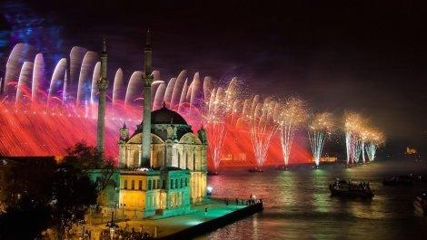 Луксозна Нова Година 2021 в Истанбул със собствен транспорт! 3 нощувки с 3 закуски в хотел Celal Aga Konagi Hotel & SPA 5* + Пешеходна Обиколка с Екскурзовод за 251 лв.!
