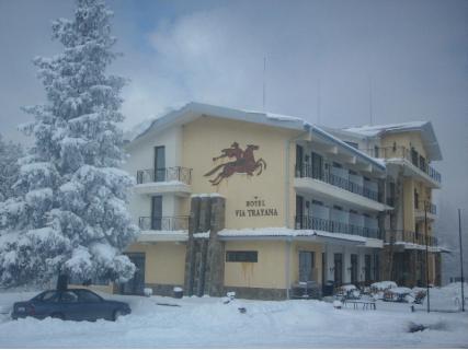 Нова Година, хотел Виа Траяна: 3 Нощувки със закуски + Празнична Вечеря цена от 339 лв. на Човек + DJ и Програма