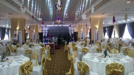 Нова година 2021 в хотел ESER DIAMOND 5* г. Силиври, Турция: 3 нощувки с 3 закуски и 2 вечери + Галавечеря с български DJ само за 249 лв. + Опция за Транспорт