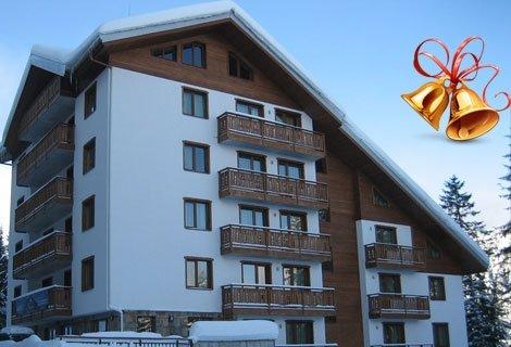 Нова година в Пампорово, АПАРТАМЕНТИ НЕВАДА! 3 нощувки със закуски, в Студио или в Апартамент, на цени от 203 лв. на Човек
