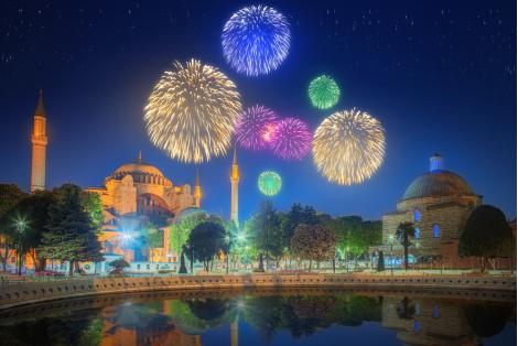 Луксозна Нова Година 2021 в Истанбул! Транспорт + 3 нощувки с 3 закуски в хотел LEGACY OTTOMAN ISTANBUL 5 + ПРАЗНИЧНА НОВОГОДИШНА Гала вечеря с напитки + БАСЕЙН и СПА-ЦЕНТЪР за 540 лв. на Човек + разходка в Одрин!