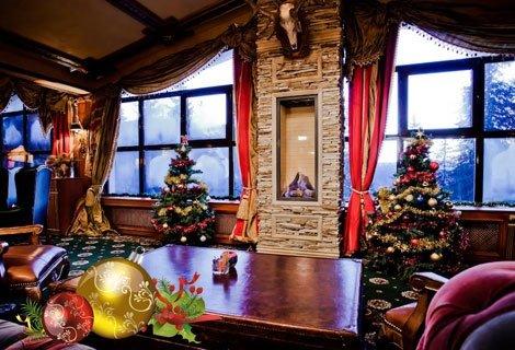 20 % отстъпка за КОЛЕДА в хотел ПАМПОРОВО 5*: 2 Нощувки със закуска + 2 ПРАЗНИЧНИ БЮФЕТА на цени от 131 лв. на ЧОВЕК
