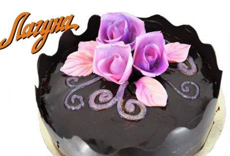 Подсладете празника си с шоколадова торта Линд от Виенски салон Лагуна само за 24 лв. с предплащане ваучер за 1 лв!