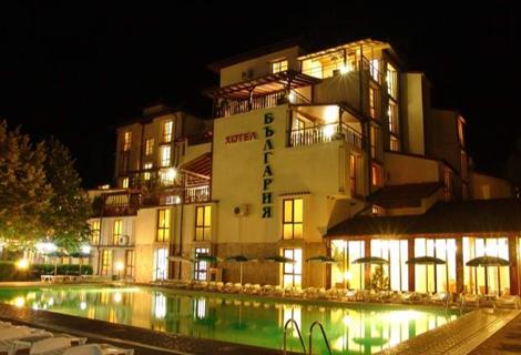 Хотел България, Хасковски минерални бани! Нощувка със Закуска и Вечеря за 60 лв. на Човек + МИНЕРАЛЕН БАСЕЙН + СПА