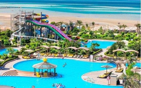 ПЕРЛИТЕ на Египет: Чартърен Полет с трансфери + 1 нощувка в КАЙРО в хотел Мövenpick Hotel & Сasino Сairo – Мedia City 5 + 6 нощувки ALL INCLUSIVE в хотел CAESAR PALACE HOTEL & AQUA PARK 5* + Екскурзия до Кайро и Пирамидите за 899 лв.