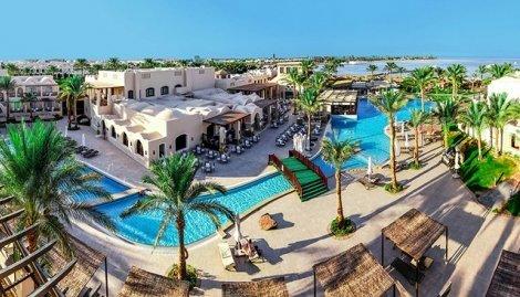 Перлите на Египет - Кайро и Хургада: ЧАРТЪРЕН ПОЛЕТ + 6 нощувки ALL INCLUSIVE в JAZ MAKADINA 5* + 1 нощувка в Кайро в хотел 5 * + Екскурзия до Кайро и Пирамидите + Обяд на корабче по НИЛ на цени от 1065 лв. на ЧОВЕК